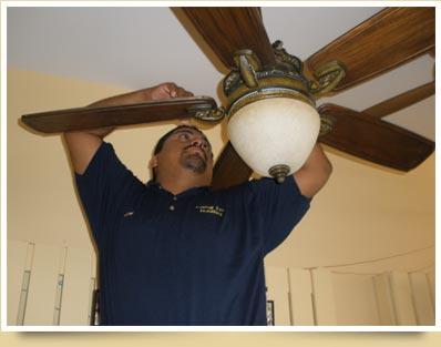 Ceiling fan installers installer aloadofball Gallery